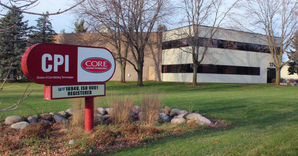 CORE CPI Building
